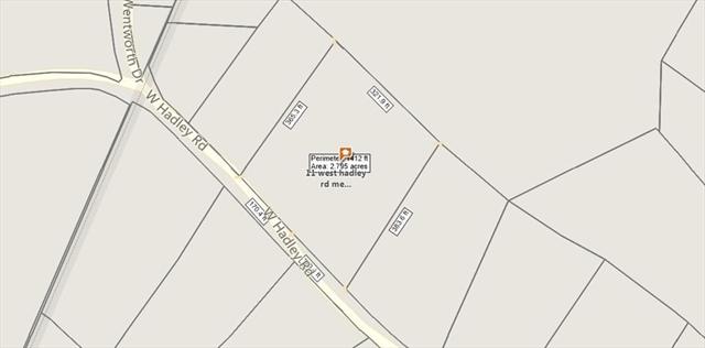 11 W. Hadley, Merrimac, MA, 01860,  Home For Sale
