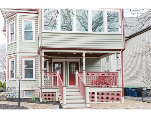 210 Willow Avenue Somerville MA 02144