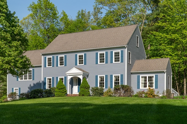 525 Old Harvard Road, Boxborough, MA, 01719, Middlesex Home For Sale