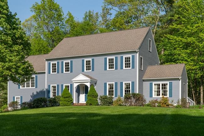 525 Old Harvard Road Boxborough MA 01719
