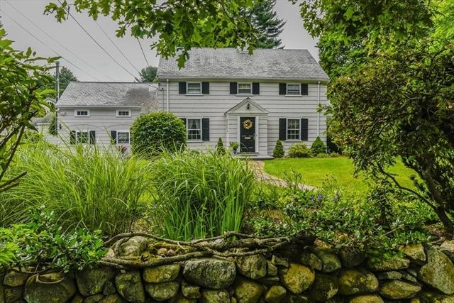 8 Channing Road, Dedham, MA, 02026, Norfolk Home For Sale