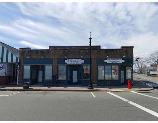 Tremendous Potential in this Commercial Building in Weir Village Featuring 3 Storefront Units! CASH Buyers Only, Repairs Needed in Basement. Inquire for Details!