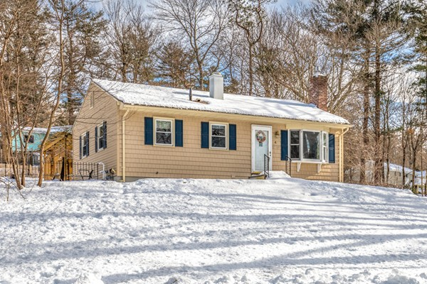 4 Juniper Ln, Georgetown, MA, 01833, Essex Home For Sale