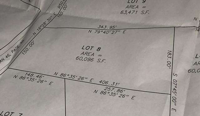 337 Chicopee st. (lot 8) Granby MA 01033