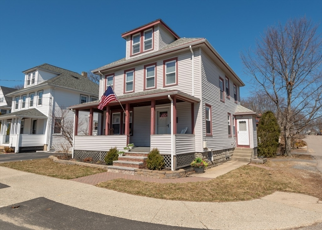 205 Hancock Street, Stoneham, MA, 02180, Middlesex Home For Sale