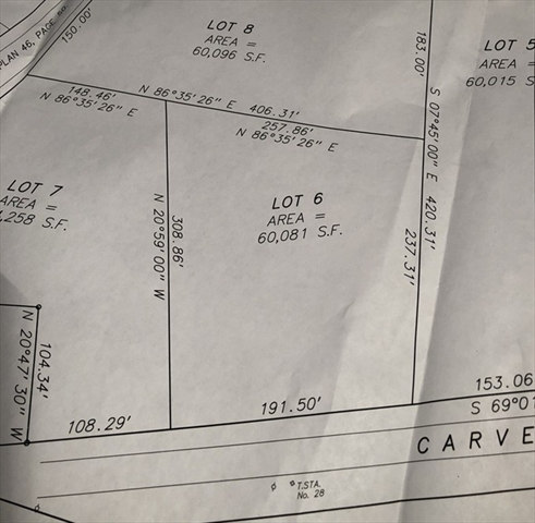 51 Carver st. (lot 6) Granby MA 01033