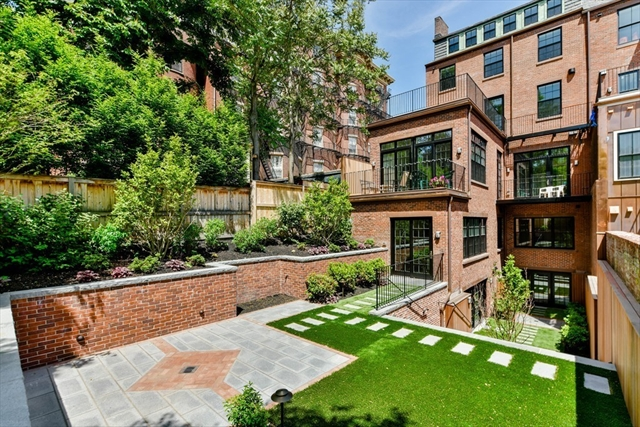 5 Joy Street, Boston, MA, 02108, Beacon Hill Home For Sale