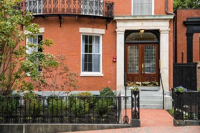 5 Joy Street Boston MA 02108