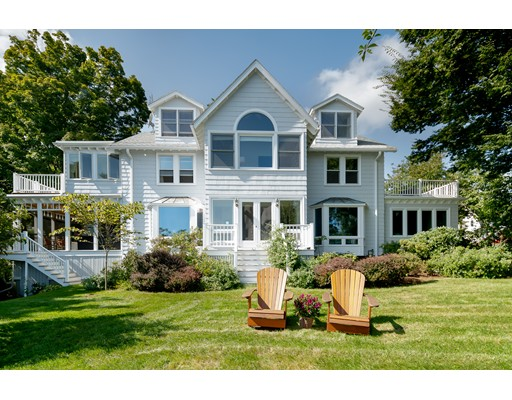 Welcome home to 25 Gould Road! With gorgeous water views from almost every room, this beautiful Spy Pond waterfront retreat boasts over a 1/2 acre of land plus 4 levels of living space. Enjoy sailing, windsurfing, kayaking, canoeing, paddle boarding, fishing, ice-skating, or simply enjoy the serene views. There's something for everybody at this private, peaceful oasis.  The 1st flr includes a library/media rm, formal living & dining rms, front & back foyer, kitchen w/separate eating area & a fabulous screened in porch.  The 2nd flr has a wonderful master w/gas fp, deck, master bath w/spa tub, & 2 w-in closets.  Laundry, family bath, office, & 2 add'l brs, one of which leads to deck, complete this level. The 3rd floor has 2 lg brs w/ window seats overlooking the water, plus a full bath.  Lower level includes family rm, game rm, exercise rm, home office & yes, even a real dance studio! All of this just minutes from Boston, Cambridge & major highways. Come & enjoy the best of both worlds.