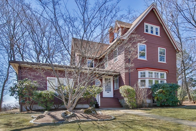 24 Kensington Rd, Arlington, MA, 02476, Middlesex Home For Sale