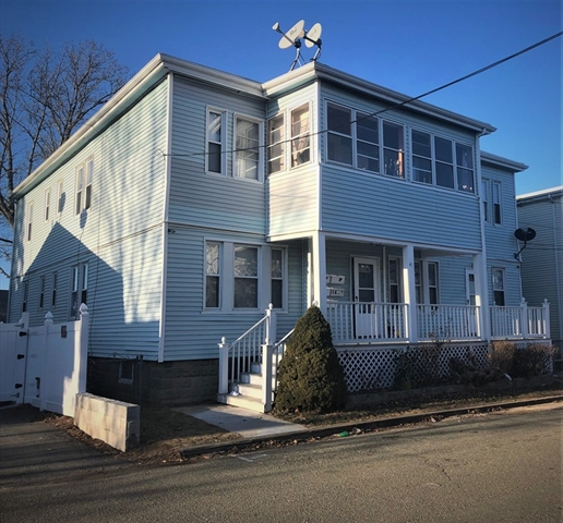 41 Francis St, Revere, MA, 02151, Suffolk Home For Sale