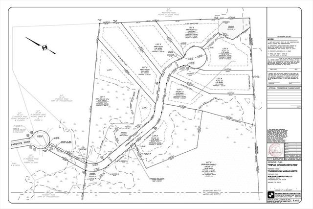 0 Paddock, Tyngsborough, MA, 01879, Tyngsborough Home For Sale