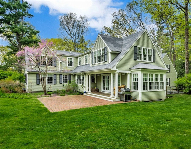 26 old farm road lincoln ma home for sale