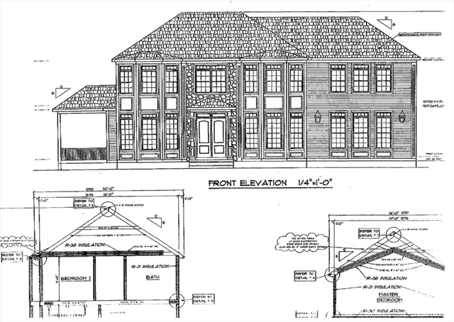 15 ARLINGTON LANE, Walpole, MA, 02081, Norfolk Home For Sale