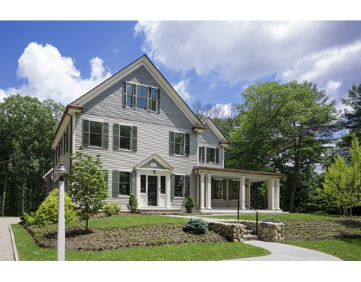 346 Highland St, Weston, MA 02493