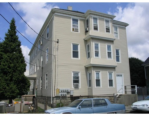 257 Flint Street Fall River MA 02723
