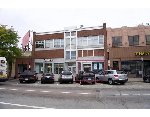 1611 Blue Hill Avenue Boston MA 02126