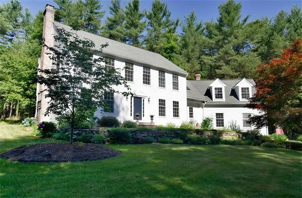 119 Robinson Road, Boxborough, MA, 01719, Middlesex Home For Sale