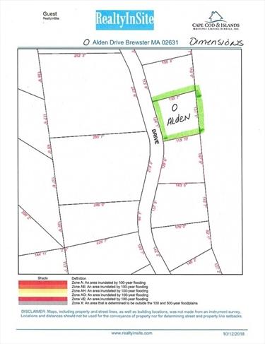 Alden Drive Brewster MA 02631