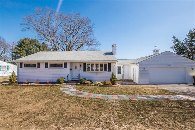 349 Page Street, Avon, MA, 02322, Norfolk Home For Sale