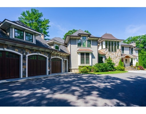 186 Meadowbrook Road Weston MA 02493