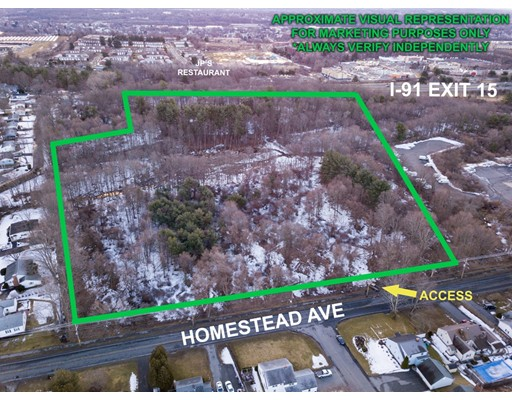 0 Homestead Ave, Holyoke, MA 01040