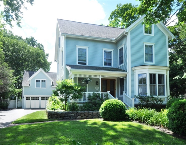 141 Hubbard Street, Concord, MA, 01742, Middlesex Home For Sale