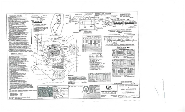 Lot 2 & 3 Heywood Rd, Ashby, MA, 01431,  Home For Sale
