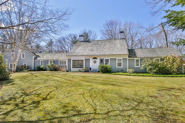 119 High Ridge Rd, Boxford, MA, 01921, Essex Home For Sale