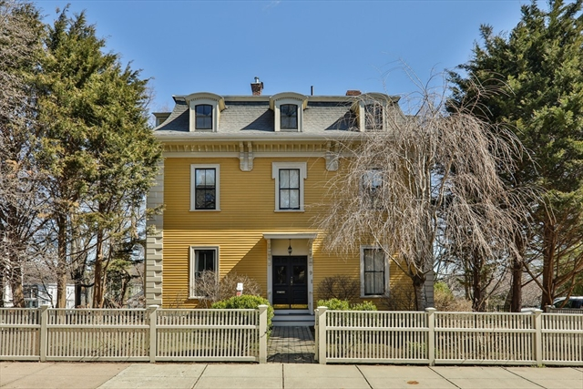 9 Revere Street, Boston, MA, 02130, Suffolk Home For Sale