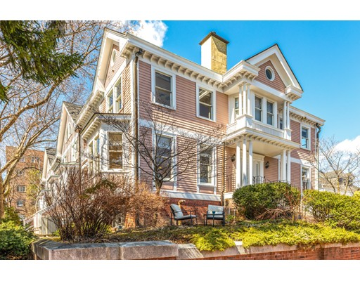 17 Maple Avenue Cambridge MA 02139
