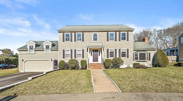 20 Sheffield Dr, Braintree, MA, 02184, Norfolk Home For Sale