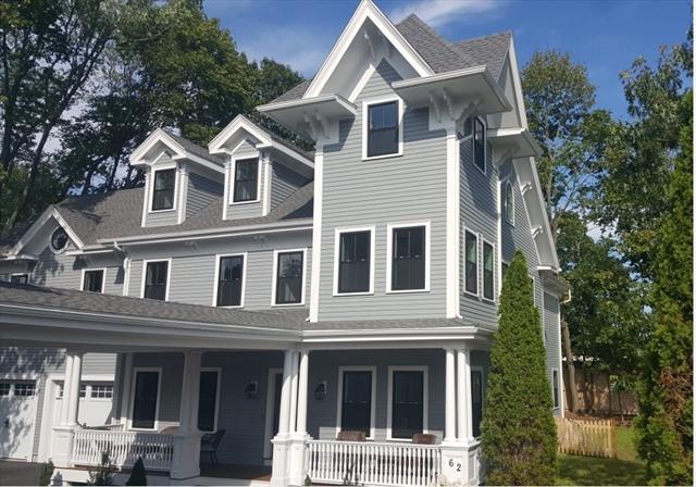 62 Maple Street, Needham, MA, 02492,  Home For Sale
