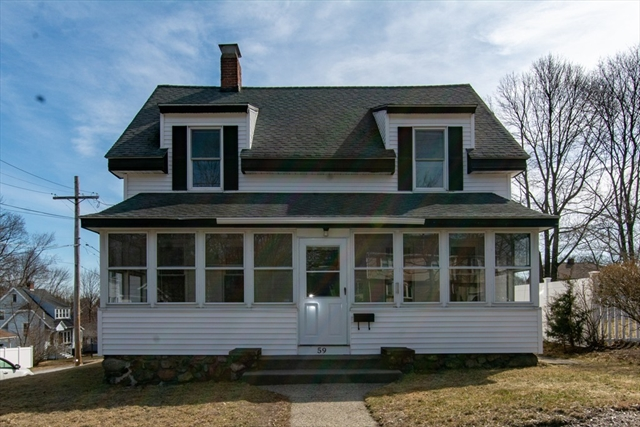 59 High St, Stoneham, MA, 02180, Middlesex Home For Sale