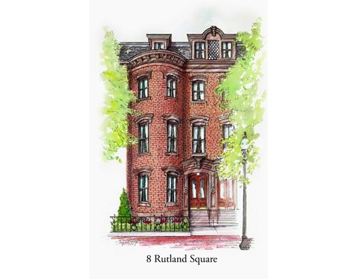 Rutland Square Boston MA 02118