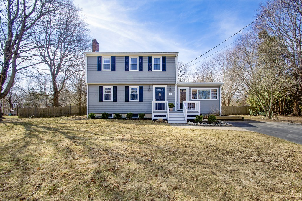 23 Edith Holmes Dr, Scituate, MA 02066 - SOLD LISTING, MLS