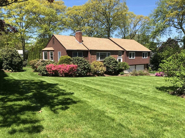 56 Lantern Rd, Belmont, MA, 02478, Middlesex Home For Sale