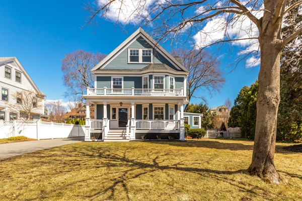 15 Yale Street, Winchester, MA, 01890, Middlesex Home For Sale