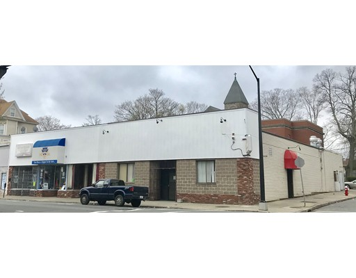 1613-1621 Acushnet Ave, New Bedford, MA 02746
