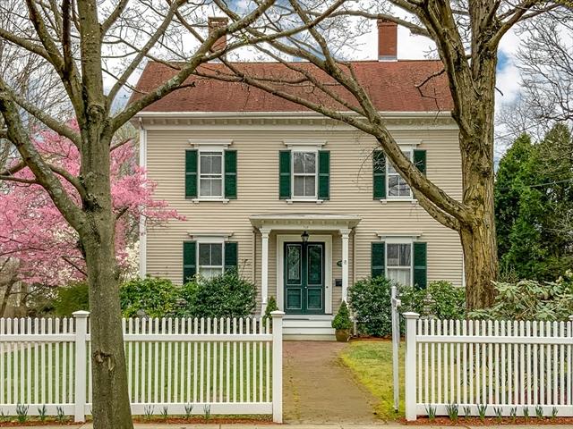 712 High Street, Dedham, MA, 02026, Norfolk Home For Sale