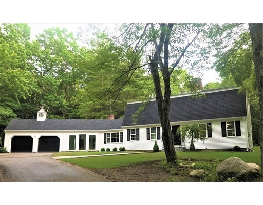 95 Old Mill Rd, Harvard, MA 01451