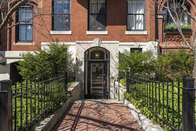 29 Brimmer Street Boston MA 02108