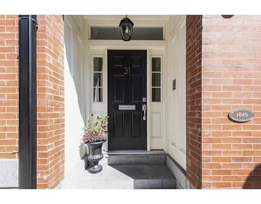 31 Mount Vernon Street Boston MA 02129