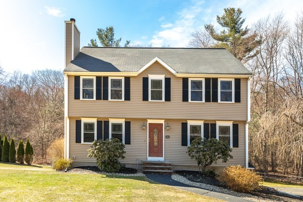 55 Marion St, Wilmington, MA, 01887, Middlesex Home For Sale
