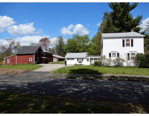 15 Wickaboag Valley Road West Brookfield MA 01585