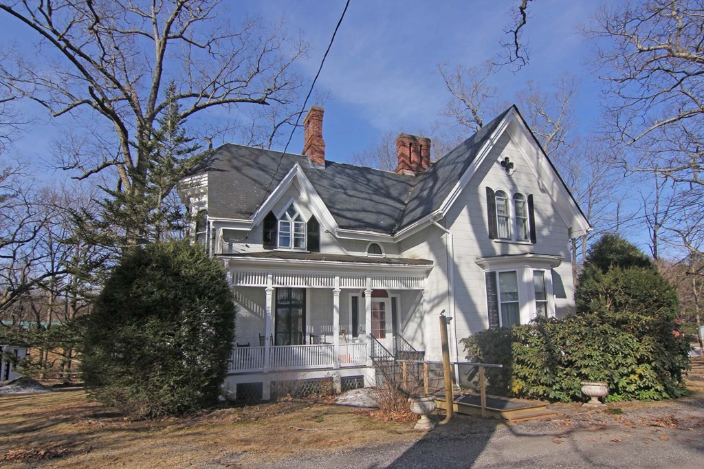 Gothic Revival Homes For Sale In Williamsburg Ma Verani Realty