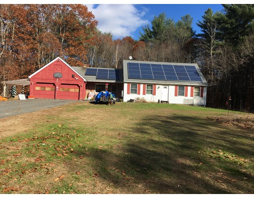 134 Queen Lake Road, Templeton, MA 01468