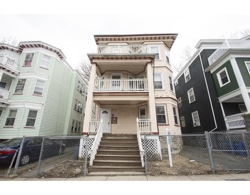 11 Ridgewood Street Boston MA 02122