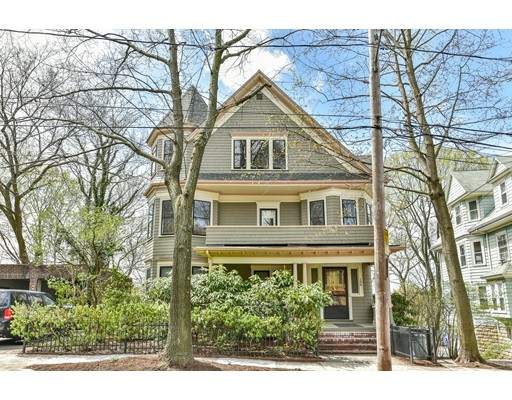 188 Rawson Road Brookline MA 02445