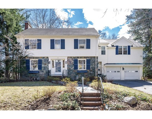 105 Beverly Road Brookline MA 02467